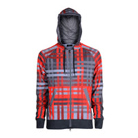 Cameron Men's Tracer Hoodie Red