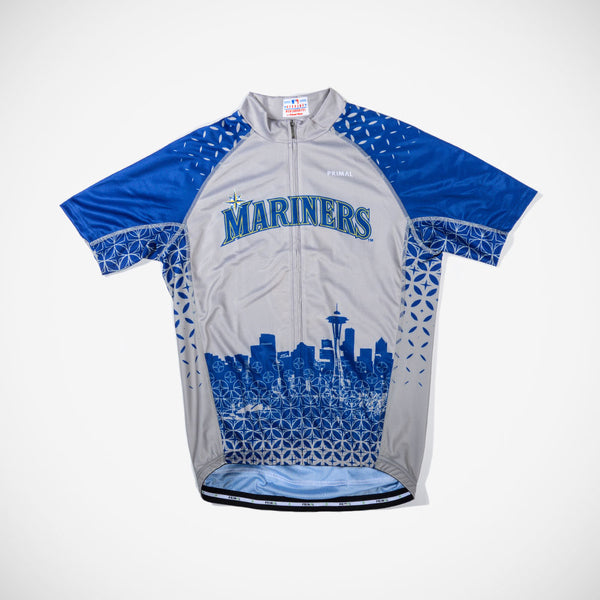 Seattle Mariners Horizon Evo Men's Cycling Jersey
