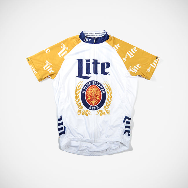 Miller Lite Men's Sport Cut Cycling Jersey