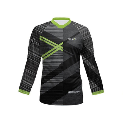 Men's Long Sleeve Downhill Jersey
