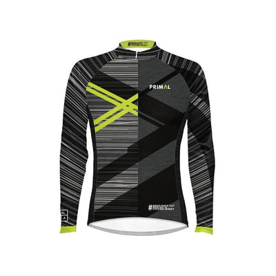 Men's Long Sleeve Race Cut Jersey