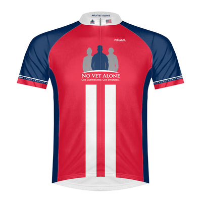 No Vet Alone Women's Sport Cycling Jersey