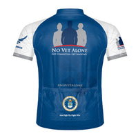 NVA Air Force Men's Sport Cut Cycling Jersey