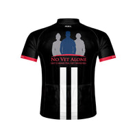 Alternate No Vet Alone Men's Sport Cycling Jersey