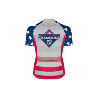 Washington National's World Series Nexas Cycling Jersey