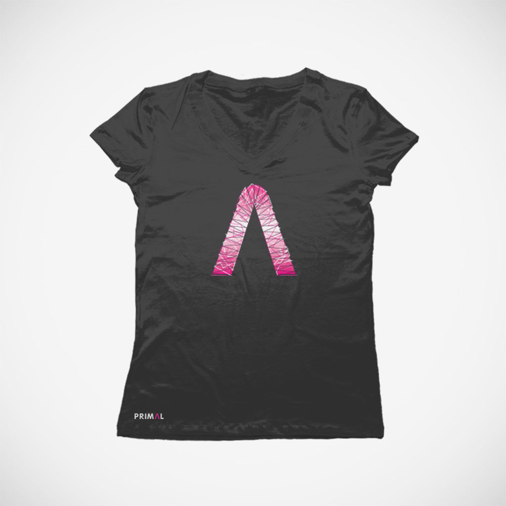 Primal in Pink Women's T-Shirt