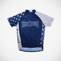San Diego Padres Men's Sport Cut Cycling Jersey