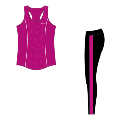 Pink Active Kit