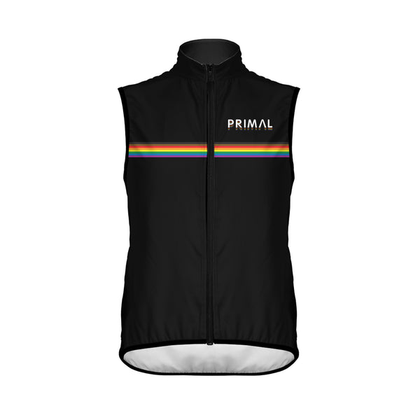Pride Men's Wind Vest