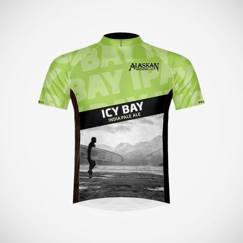 Alaskan Icy Bay IPA Cycling Jersey