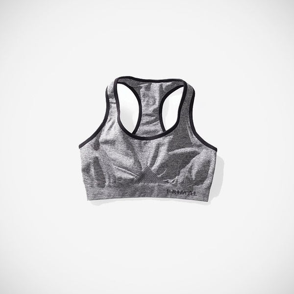 AireSpan Sports Bra Heather Grey - Small Only