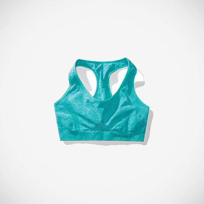 AireSpan Sports Bra Sky Teal