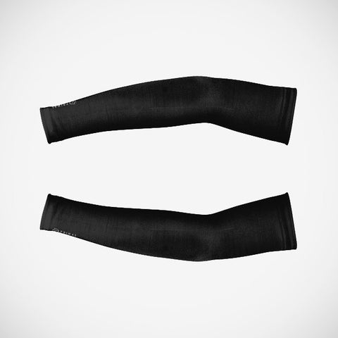 Women's Thermal Arm Warmers - Black