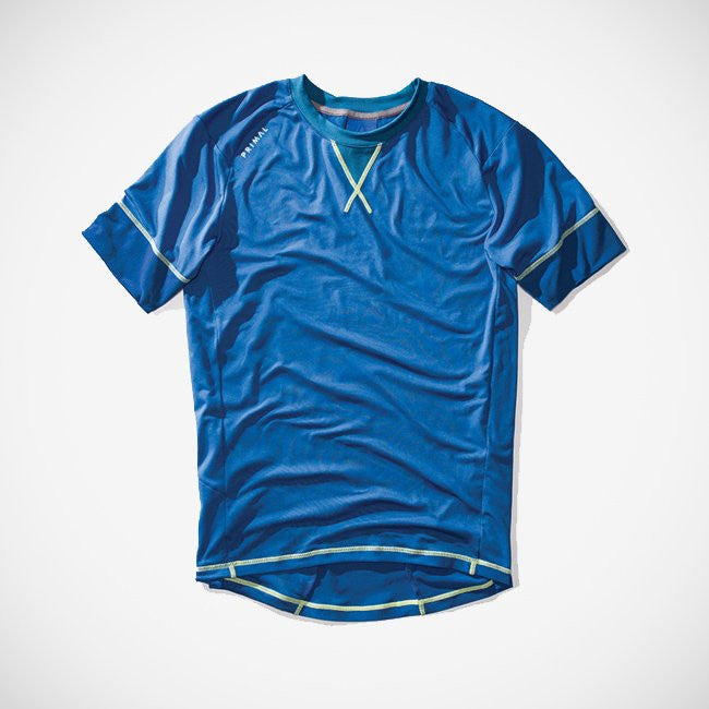 Haven Men's Jersey Azure Blue - Small Only
