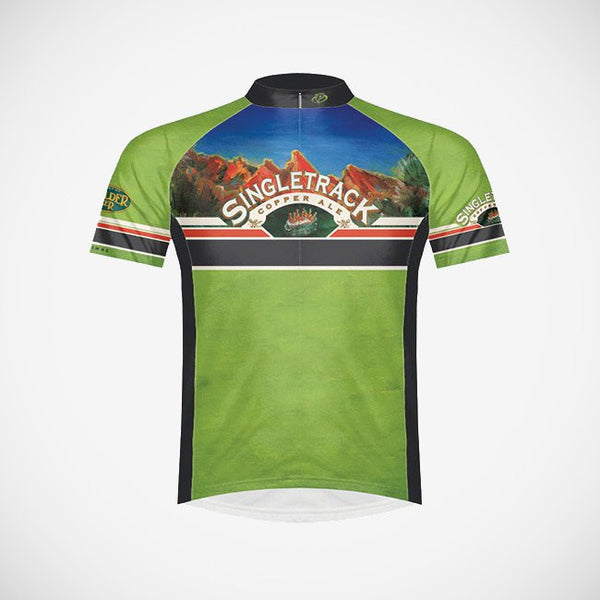 Singletrack Copper Ale Men's Cycling Jersey
