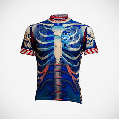 Bone Collector Men's Sport Cut Cycling Jersey
