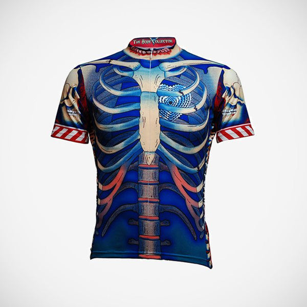 Bone Collector Men's Cycling Jersey