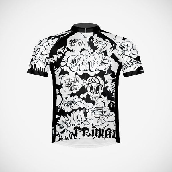 Black Book Men's Cycling Jersey