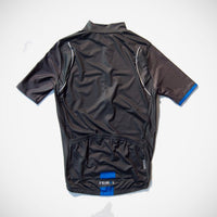 Blu Steel Helix Cycling Jersey