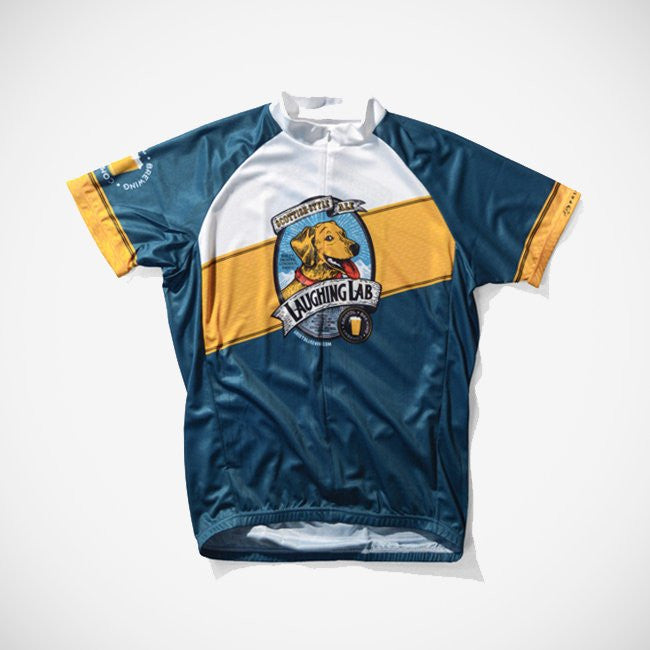 Bristol Brewing Laughing Lab 2015 Cycling Jersey (3QZ) - Small Only