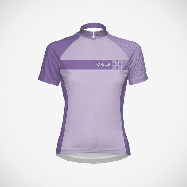 Caprice Purple Women's Cycling Jersey