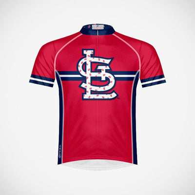 9b3832564 St. Louis Cardinals Men s Sport Cut Cycling Jersey