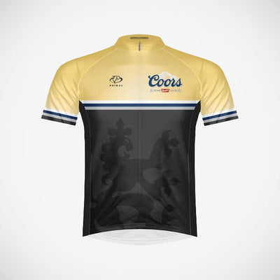 Coors Banquet 2015 Men's Sport Cut Cycling Jersey (3QZ) - Small Only