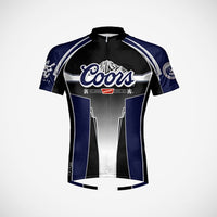 Coors Banquet Team Men's Sport Cut Cycling Jersey
