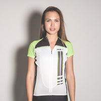 Frequency Women's Evo Cycling Jersey