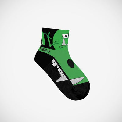 Green Monster Socks