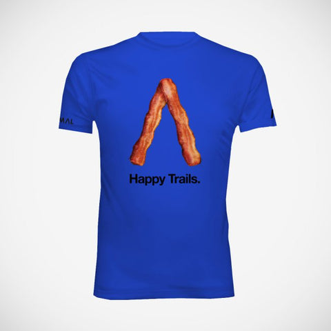 Happy Trails Bacon T-Shirt