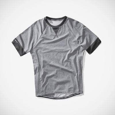 Passport Men's Jersey Heather Grey - Small Only