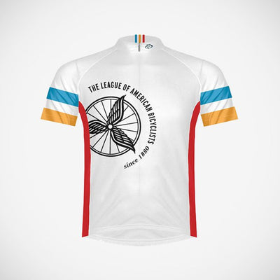 League of American Bicyclists Cycling Jersey