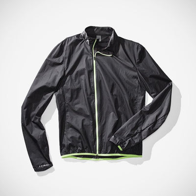 Confluence Lightweight Jacket - Stone Black