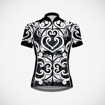 Maori Women's Sport Cut Cycling Jersey