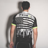 Merica Men's Sport Cut Cycling Jersey - Small Only