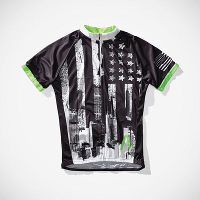 Merica Men's Sport Cut Cycling Jersey