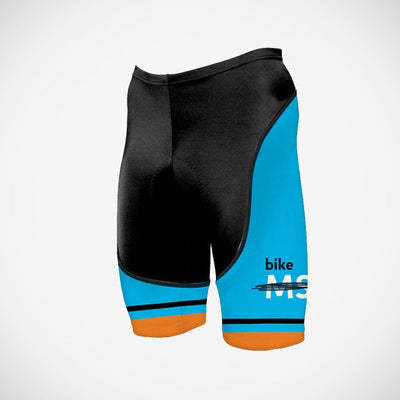 Bike MS Men's Black Label Short - XSmall Only