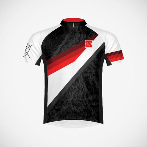 Outline Men's Cycling Jersey