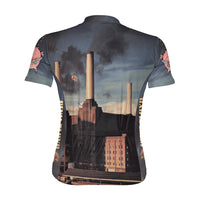 Pink Floyd Animals Men's Sport Cut Cycling Jersey