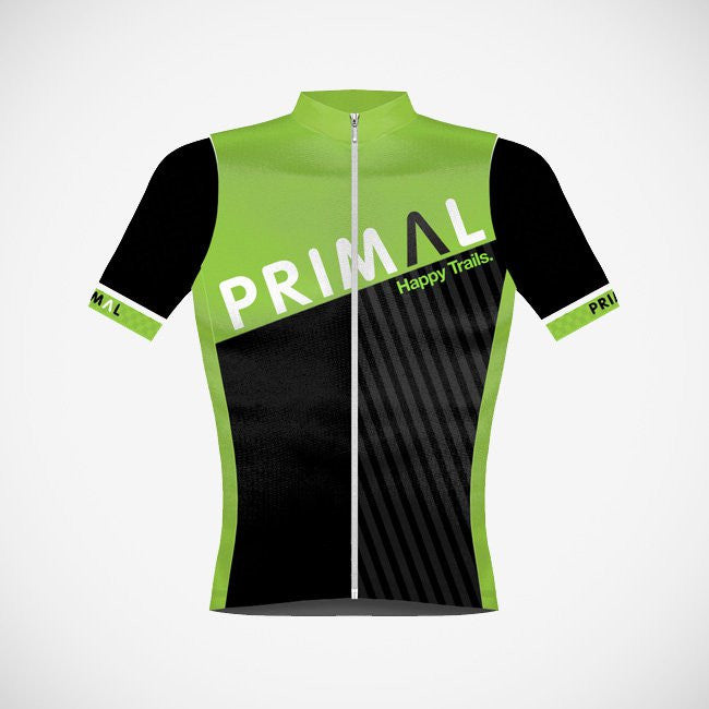 2016 Team Primal Men's Helix Cycling Jersey - XXLarge Only