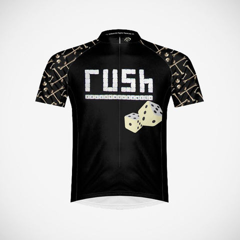 Rush Roll the Bones Men's Cycling Jersey