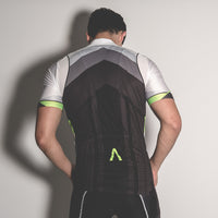 Sound Barrier Men's Helix Cycling Jersey