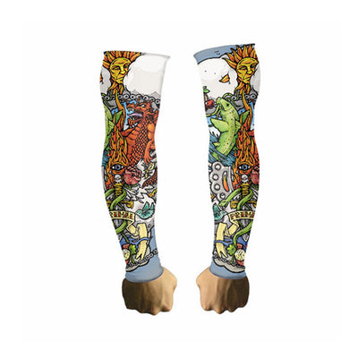 Primal Tattoo Arm Warmers