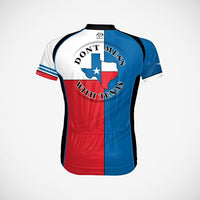 Texas Men's Sport Cut Cycling Jersey