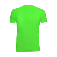 Turn It Up Green Men's T-Shirt
