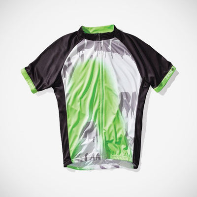 Turnt Men's Cycling Jersey - Medium Only