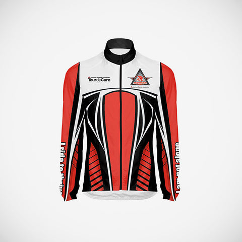 Red Rider Men's Wind Jacket