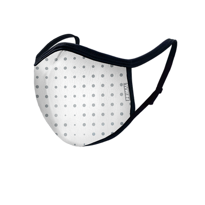 Lux Reflective Face Mask 2.0 Filter + Frame Bundle