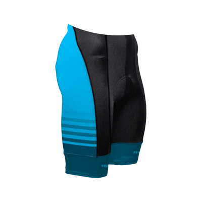Rise & Set Blue Men's Prisma Shorts